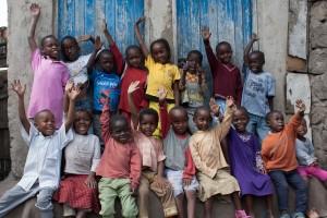 The kids of Matunda